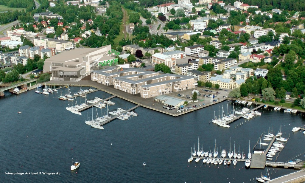 PORT 19 – APARTMENTS IN NORTH HARBOUR, EKENÄS